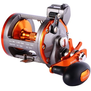 Sougayilang Conventional Level Wind Fishing Reel