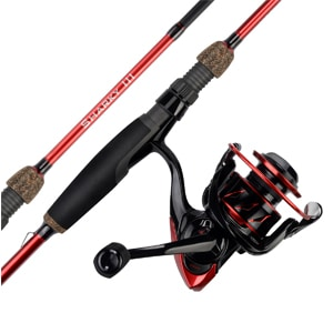 KastKing Sharky III Spinning Fish Rod and Reel Combos