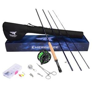 KastKing Emergence Fly Fishing Combo