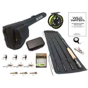 Wild Water Fly Fishing Starter Package